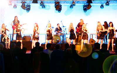 Event Partyband Bilder MUNICH STRINGS