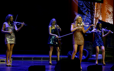 James Bond Show Bilder MUNICH STRINGS
