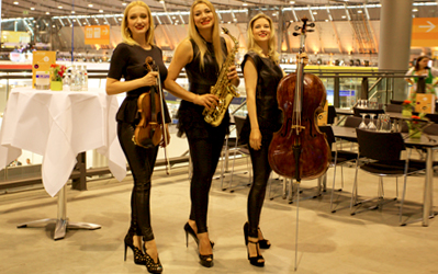 Mobile Damenband Bilder MUNICH STRINGS
